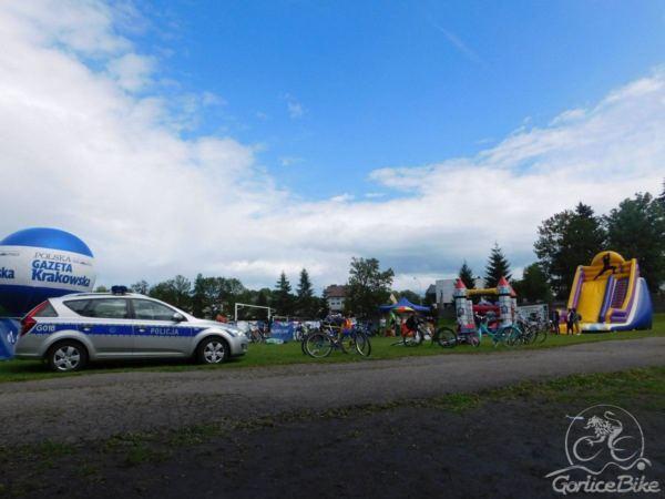 I Rodzinny Rajd Rowerowy w Gorlicach, fot. GorliceBike
