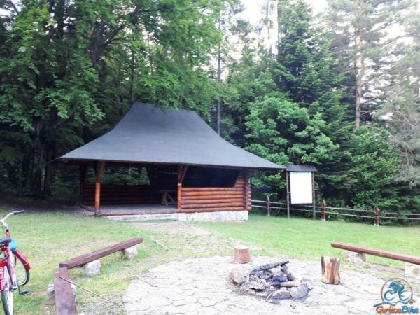 Przez Przełęcz Owczarską na biwak – trekkingowa trasa na Spontaniczny Zlot Rowerzystów