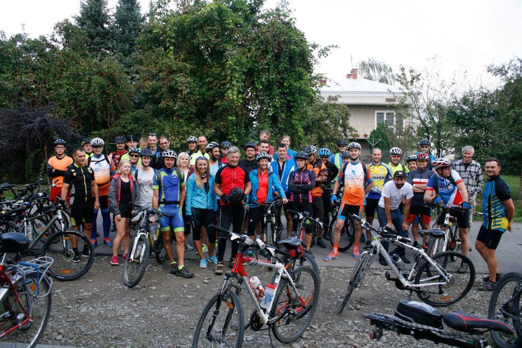Rajd rowerowy przez nieistniejące wsie Beskidu – było warto