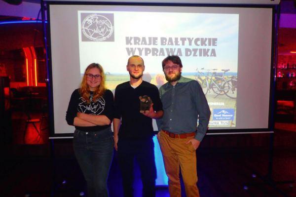 Spotkanie z Planeta Dzika w Krośnie – opowieści z wyprawy rowerowej