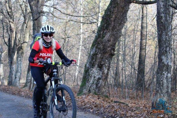Biało – Czerwoni rowerzyści na 100-lecie Odzyskania Niepodległości
