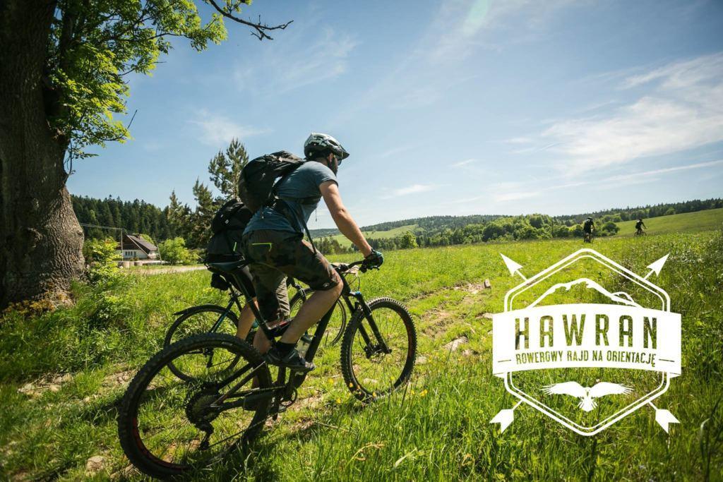 Hawran 2019 – rowerowy rajd na orientację