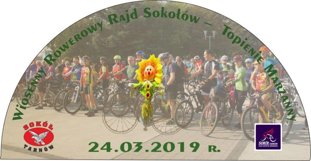 Wiosenny Rowerowy Rajd Sokołów. Topienie Marzanny