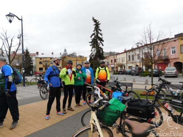 Pierwszy rajd sezonu 2019 – powitanie wiosny w Mielcu