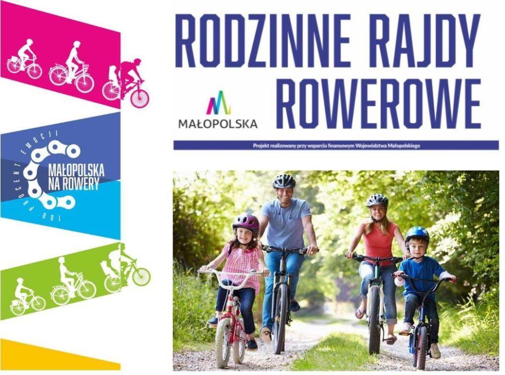 Małopolskie Rodzinne Rajdy Rowerowe 2019