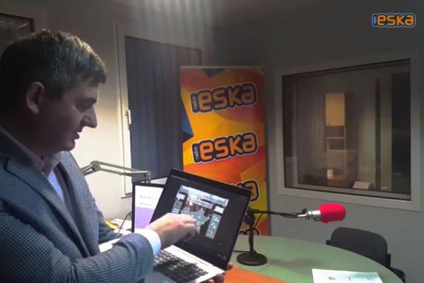 Zaproszenie do radia ESKA INFO Rzeszów