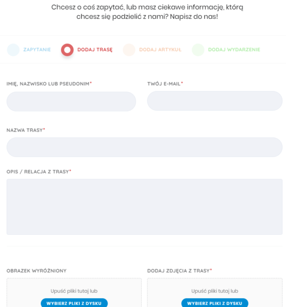 Nowa wersja Portalu GorliceBike.pl