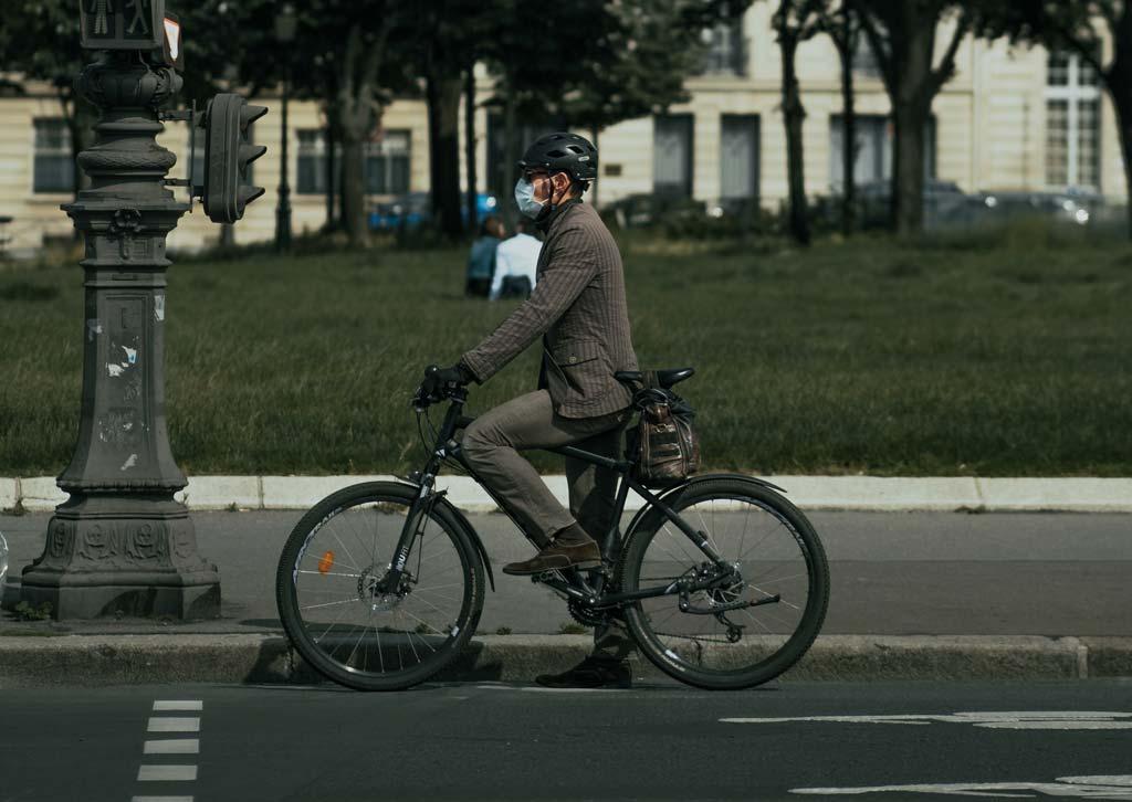 Sytuacja związana z COVID-19 a jej wpływ na zwiększenie zainteresowania turystyką rowerową