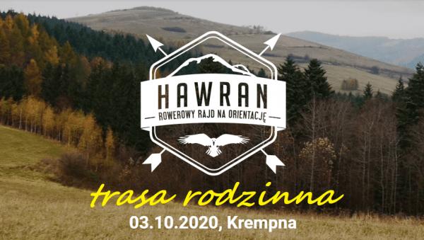 Hawran 2020 – trasa rodzinna