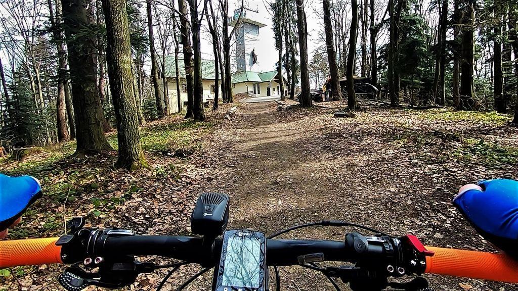 Rowerem na Liwocz