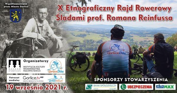 X Etnograficzny Rajd Rowerowy Śladami prof.Romana Reinfussa